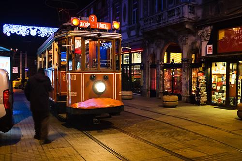 Tünel tram