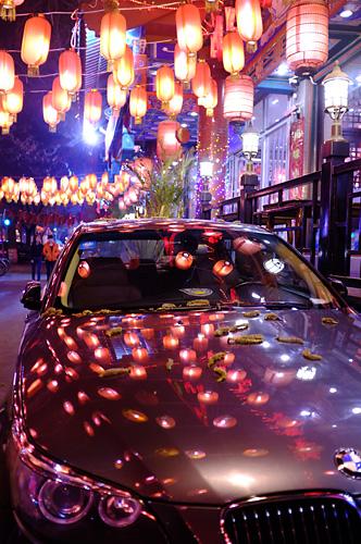 'Ghost Street' in Beijing