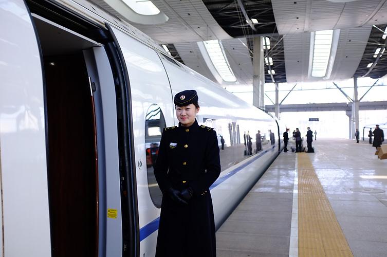 Express Train to Shanghai