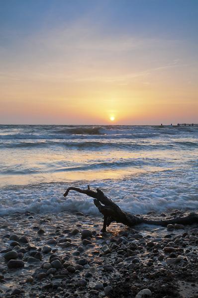 Sunrise on Rügen
